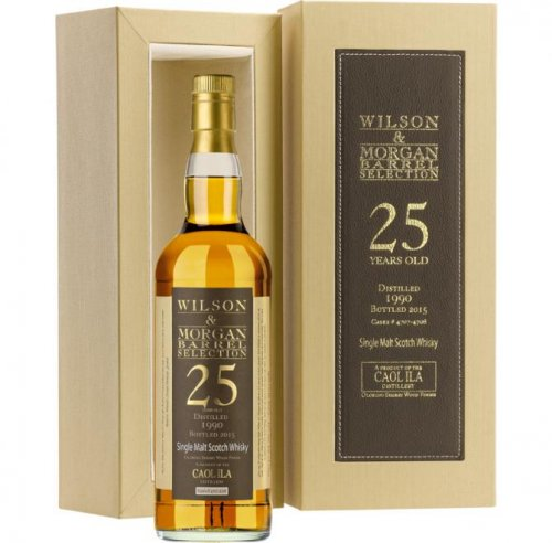 SINGLE MALT SCOTCH WHISKY 25Y DISTILLED 1990 CAOL ILA 700 ML