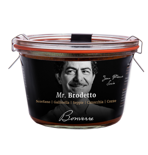 MR BRODETTO 280 GR CHEF JEAN PIERRE SORIA