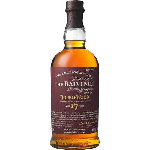 WHISKY THE BALVENIE DOUBLEWOOD 17Y 700 ML
