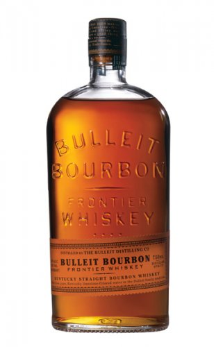 BOURBON BULLEIT WHISKEY 700 ML