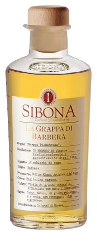 GRAPPA DI BARBERA 500 ML