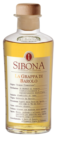 GRAPPA DI BAROLO 500 ML
