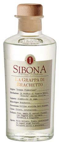 GRAPPA DI BRACHETTO 500 ML
