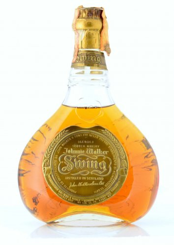 BLENDED SCOTCH WHISKY SWING 750 ML