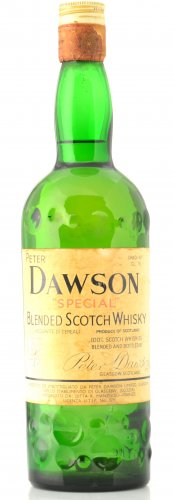 PETER DAWSON SPECIAL BLENDED SCOTCH WHISKY 750 ML