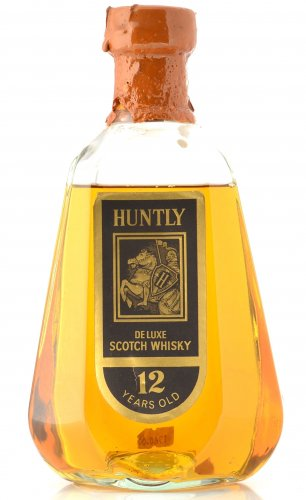 HUNTLY DELUXE SCOTCH WHISKY 750 ML