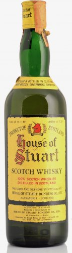 HOUSE OF STUART SCOTCH WHISKY 750 ML