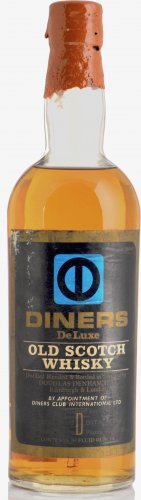 DINERS DE LUXE OLD SCOTCH WHISKY 750 ML