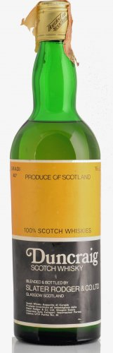DUNCRAIG SCOTCH WHISKY 750 ML