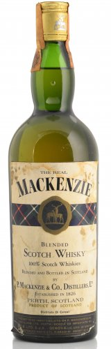 MACKENZIE BLENDED SCOTCH WHISKY 750 ML