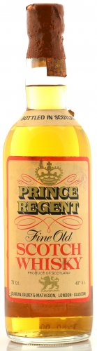 PRINCE REGENT FINE OLD SCOTCH WHISKY 730 ML