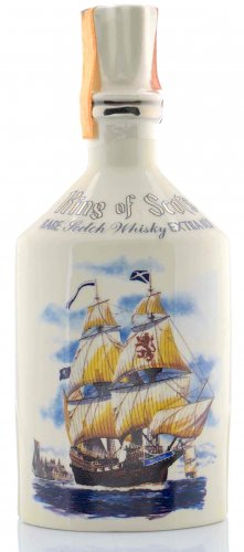 KING OF SCOTS RARE SCOTCH WHISKY EXTRA OLD 700 ML