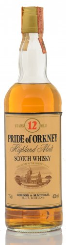 PRIDE OF ORKNEY HIGHLAND MALT SCOTCH WHISKY 12 YO 750 ML