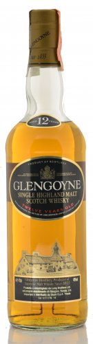 GLENGOYNE SINGLE HIGHLAND MALT SCOTCH WHISKY 12 YO 700 ML