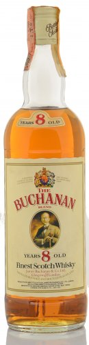 THE BUCHANAN BLEND 8 YO FINEST SCOTCH WHISKY 750 ML
