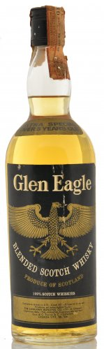 GLEN EAGLE BLENDED SCOTCH WHISKY 5 YO