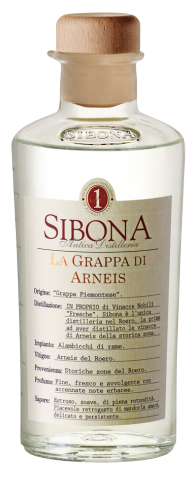 GRAPPA DI ARNEIS 500 ML