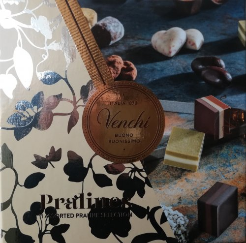 PRALINES SELECTION COFANETTO 100 GR