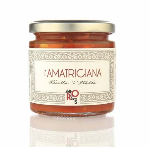 SUGO ALL'AMATRICIANA 200 GR