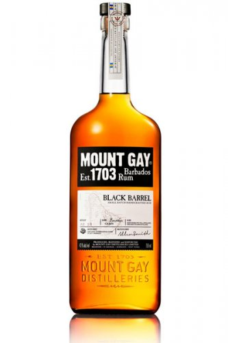MOUNT GAY BLACK BARREL 700 ML
