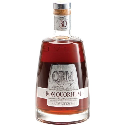 RON QUORHUM 30 700 ML