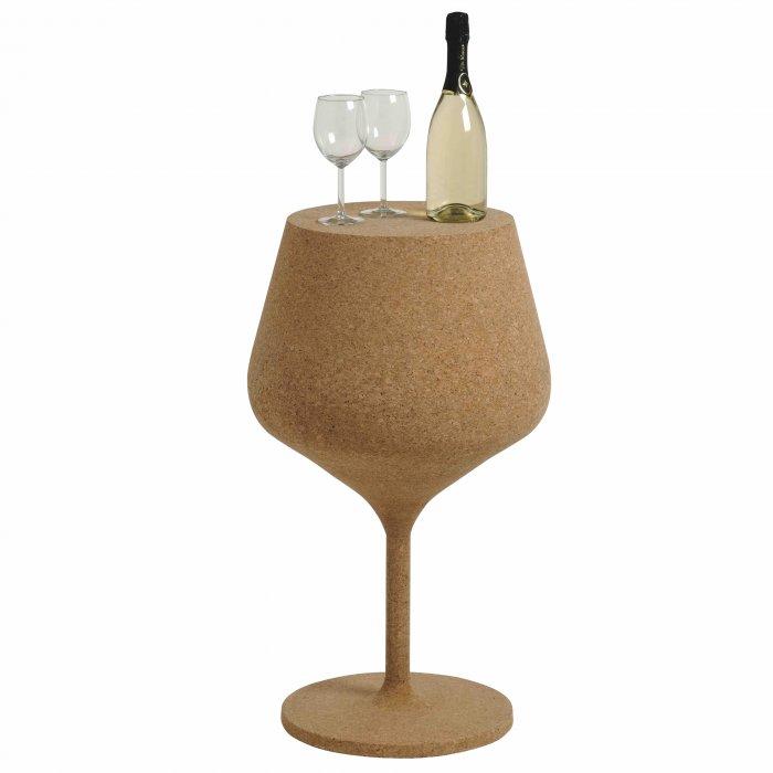 Tavolo calice sughero renoir affi wine bar for Aceti arredamenti