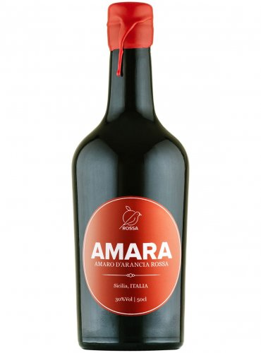 LIQUORE ALL'ARANCIA ROSSA AMARA 500 ML