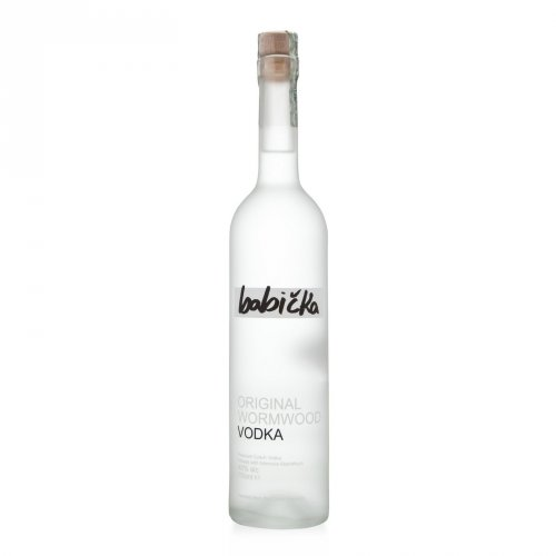 BABICKA WORMWOOD WODKA 700 ML