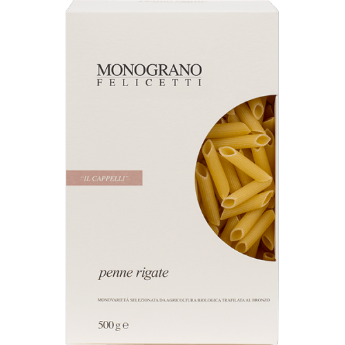 PENNE RIGATE CAPPELLI 500 GR