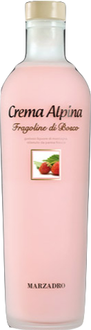 CREMA ALPINA FRAGOLINE DI BOSCO 700 ML