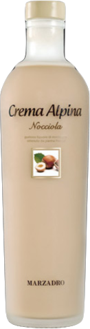 CREMA ALPINA NOCCIOLA 700 ML