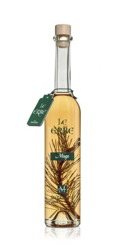 GRAPPA DI MUGO 500 ML LE ERBE