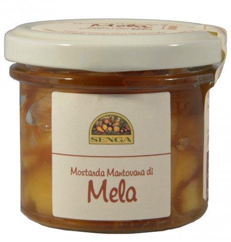 Mostarde affi wine bar for Mostarda di mele mantovana