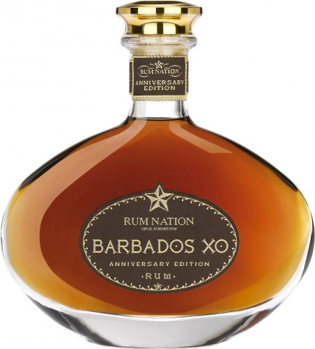 RUM BARBADOS XO DECANTER ANNIVERSARIO 700 ML