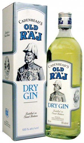 GIN OLD RAY DRY GIN 55% 700 ML