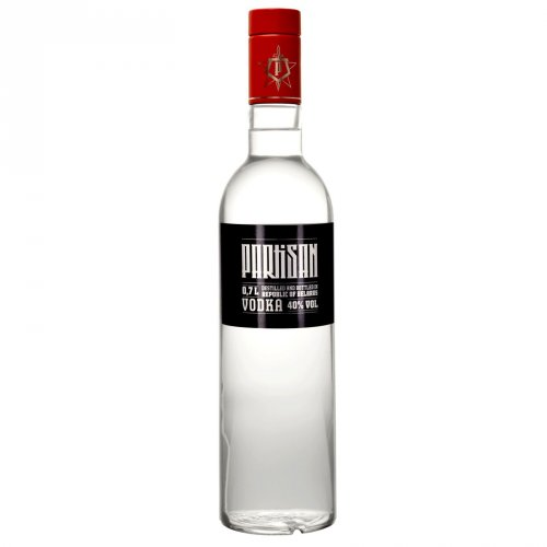 VODKA PARTISAN 500 ML