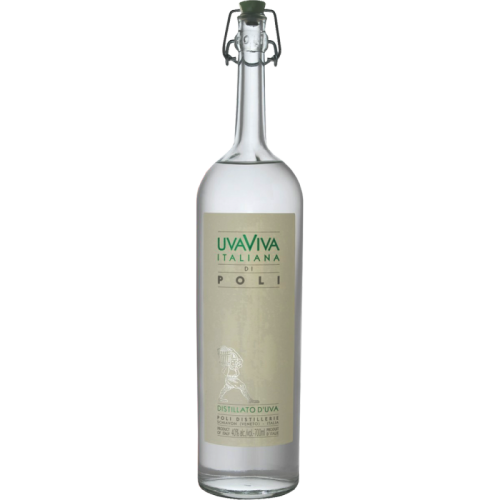 DISTILLATO D'UVA UVAVIVA ITALIANA 700 ML