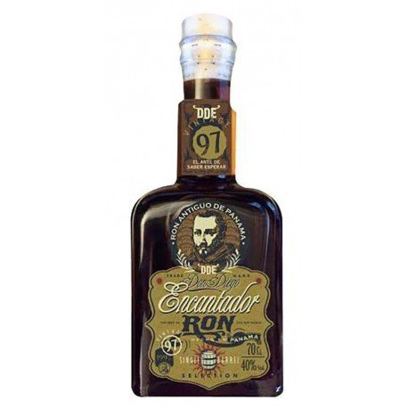 RUM DON DIEGO ENCANTADOR SINGLE BARREL SELECTION  97 VINTAGE 40% Vol 700 ML