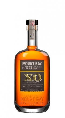 RUM MOUNT GAY XO NEW PACK  700 ML