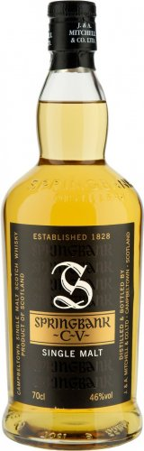WHISKY SPRINGBANK C-V SINGLE MALT 700 ML