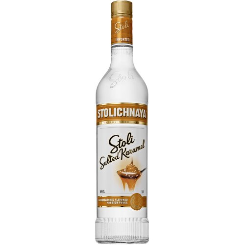 VODKA STOLICHNAYA SALT & KARAMEL 700 ML