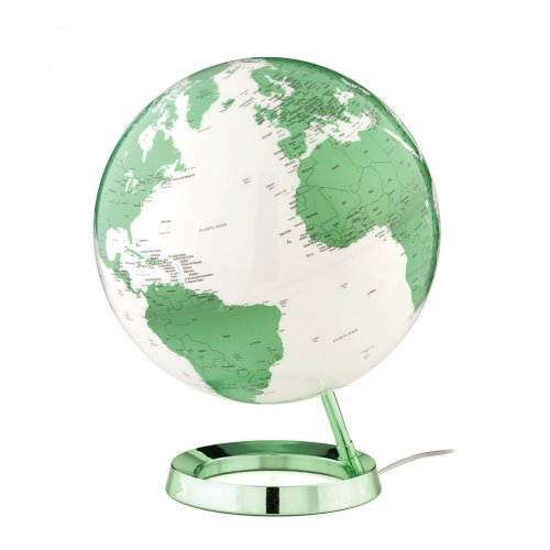 MAPPAMONDO 30 CM L&C HOT GREEN INGLESE 230 V