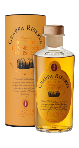 GRAPPA RISERVA BOTTI DI TENNESSEE WHISKEY 500 ML